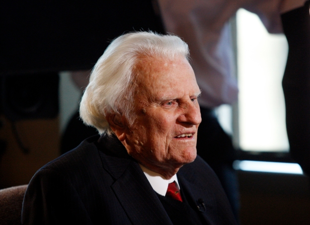 Houstonians react to the death of Rev. Billy Graham who preached to the city's multitudes