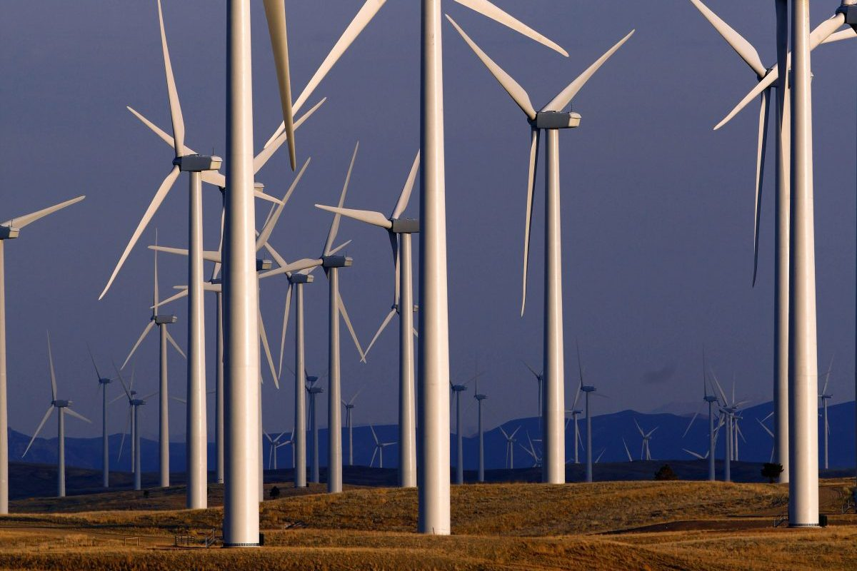 The wind blows two different ways when it comes to Texas and Oklahoma's energy policies