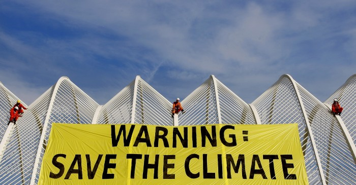 New study lists the cities foreseen to weather climate change best. Is your city on there?