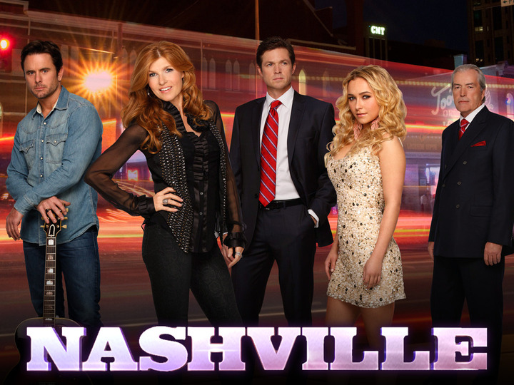 """A """"Nashville"""" star pays a beautiful tribute to fallen costar"""
