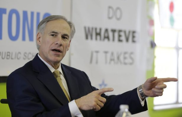 Gov. Greg Abbott announces massive aid coming soon to areas decimated by Harvey