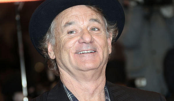 Billy Murray proves to be the coolest person ever yet again surprising concert goers with free tickets