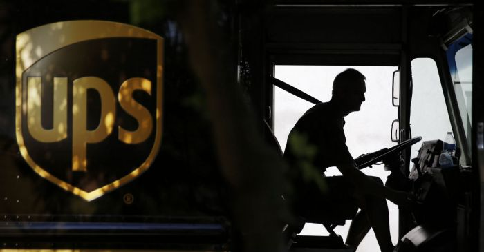 Police are warning Houstonians not to answer the door for UPS deliveries