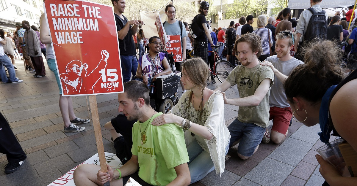 Seattle's minimum wage increase totally backfired and is now hurting low-wage workers