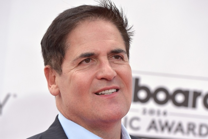 "Mark Cuban shuts down Tucker Carlson remark about H-1B visa: ""That's so far out of left field"""