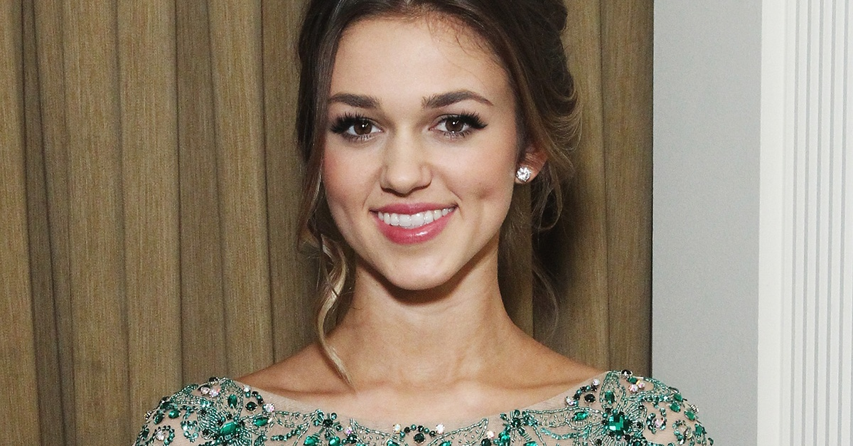 """Sadie Robertson of """"Duck Dynasty"""" makes a big announcement for her fans"""