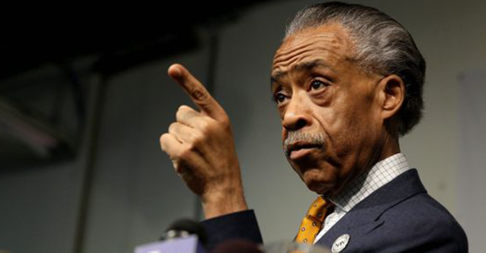 Rev. Al Sharpton lashes into the legitimacy debate and tells Donald Trump what he must do to unite the country