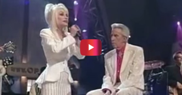 This vintage Dolly Parton performance will take you back to a sweeter and simpler time