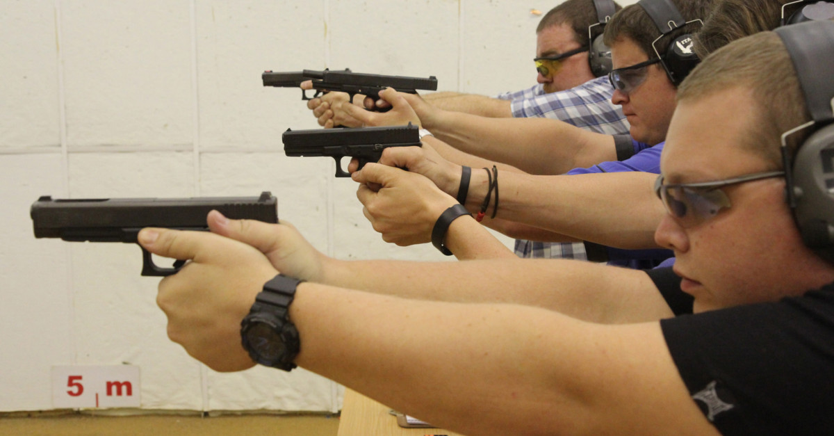 America is awash in guns, yet this statistic is lower than it's ever been
