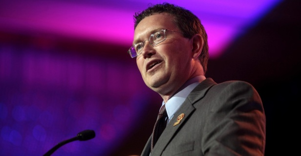 Rep. Thomas Massie wants carry-conceal weapons to be allowed in Washington, D.C.