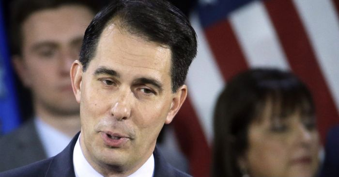 Here's why Scott Walker isn't the change we're looking for