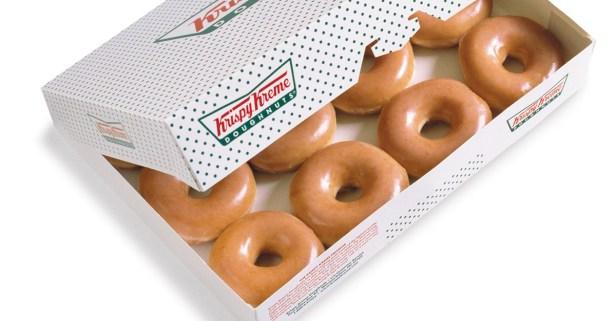 Krispy Kreme's glazed doughnut is turning 80, so it's time to celebrate in a super cheap way
