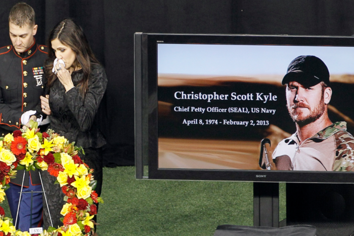 "Taya Kyle opens up in this must-read book about ""American Sniper"" Chris Kyle"