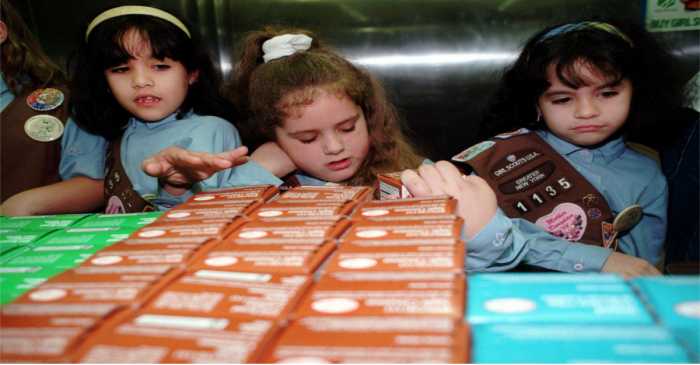 Happy 100th birthday to Girl Scout Cookies! Did you know these fun cookie facts?