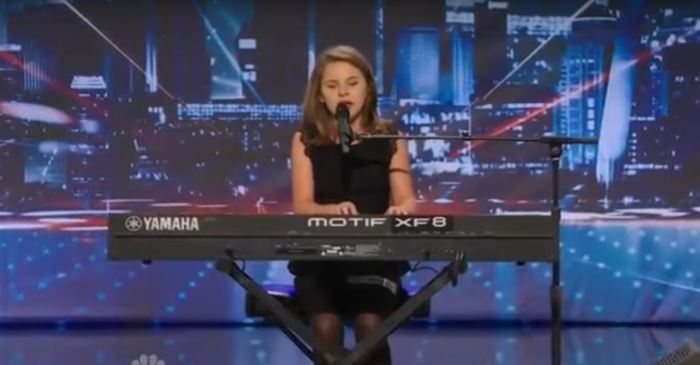 "11-Year-Old Sings a Hauntingly Beautiful Version of ""House of the Rising Sun"""