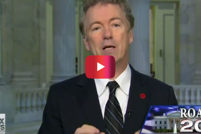 "Rand Paul compares Jeb Bush to ""hypocritical, wealthy, white men"" who smoked pot and got away with it"