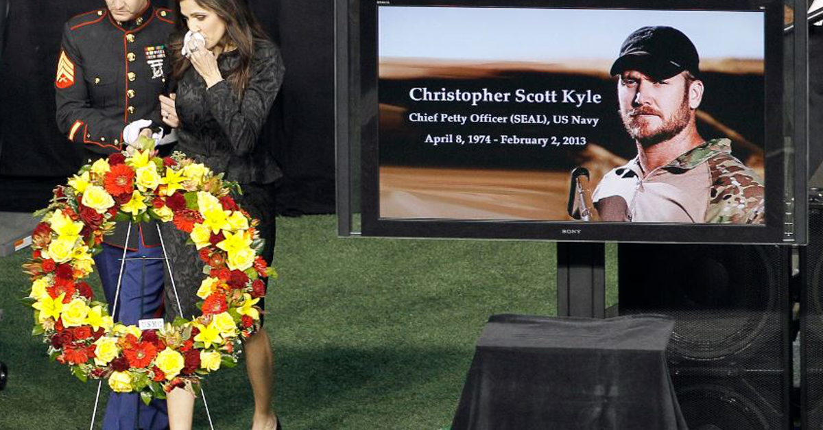 Listen to Chris Kyle's final interview recorded just days before his tragic death