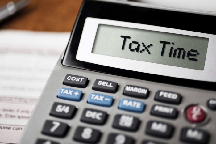 5 items you should pay taxes on (but aren't)