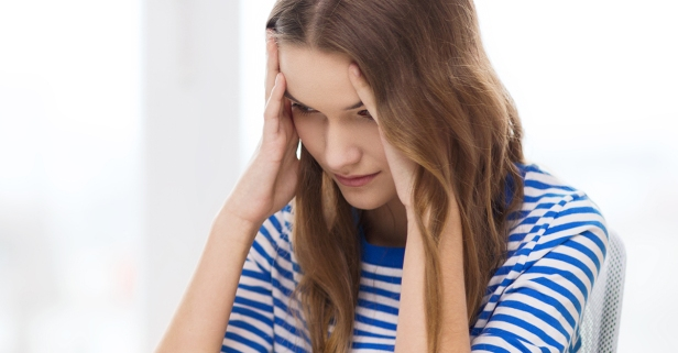 5 reasons why teenagers are so stressed