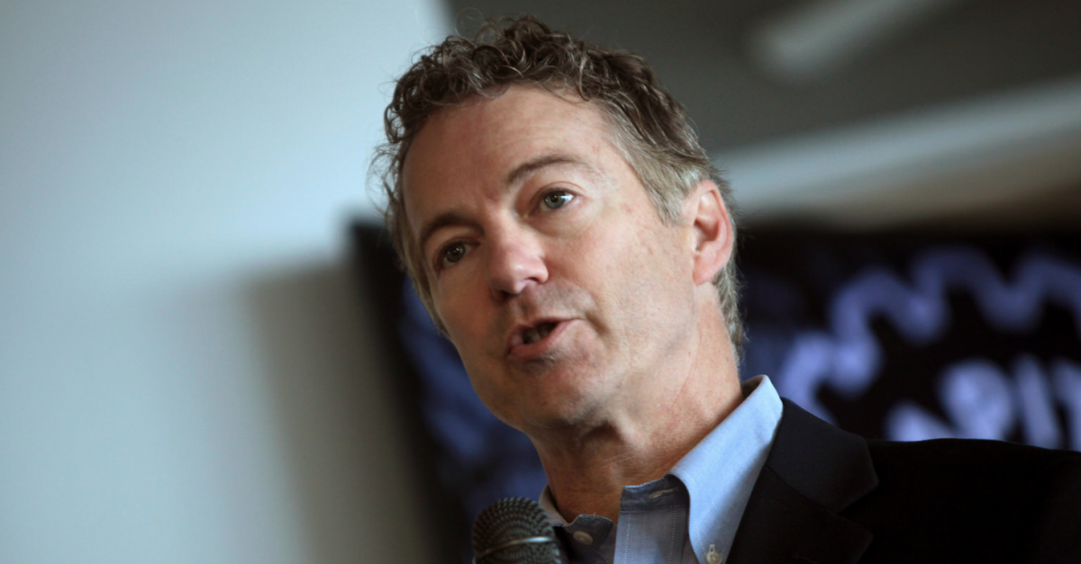 This top Rand Paul donor just made a big endorsement in the presidential race
