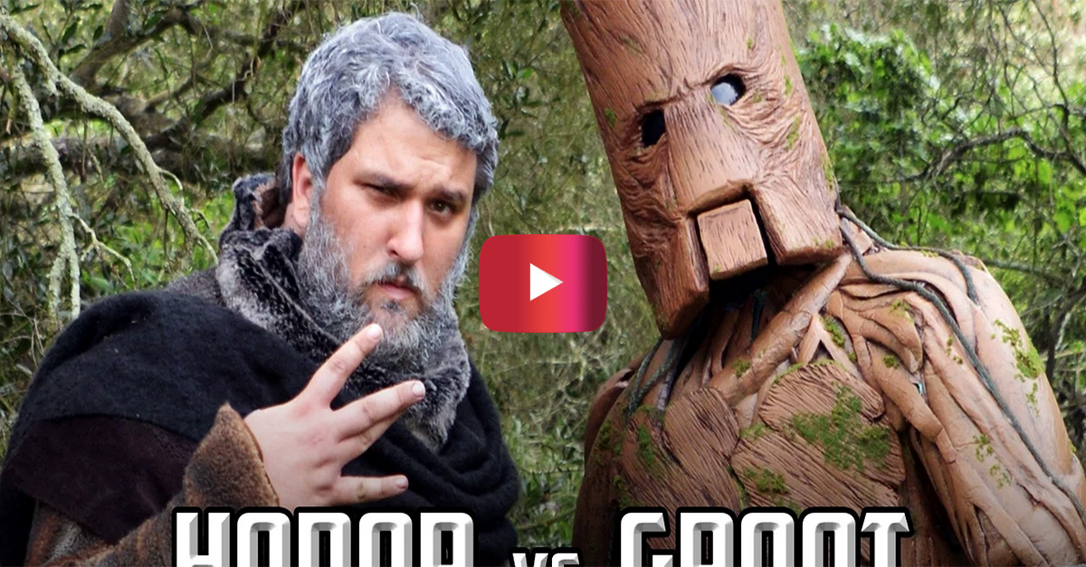It's time to find out who would win in a rap battle between Groot and Hodor