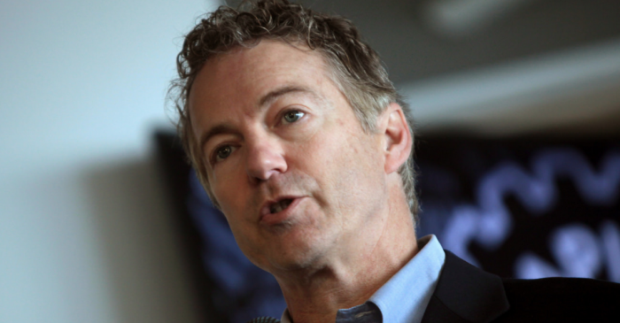 Rand Paul says he was led to believe Jeff Sessions would not pursue bringing back harsh drug sentencing
