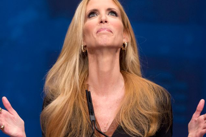"In defense of Ann Coulter, Bill O'Reilly blasts student ""snowflake fascists"" and accuses NYU provost of promoting Stalinism"