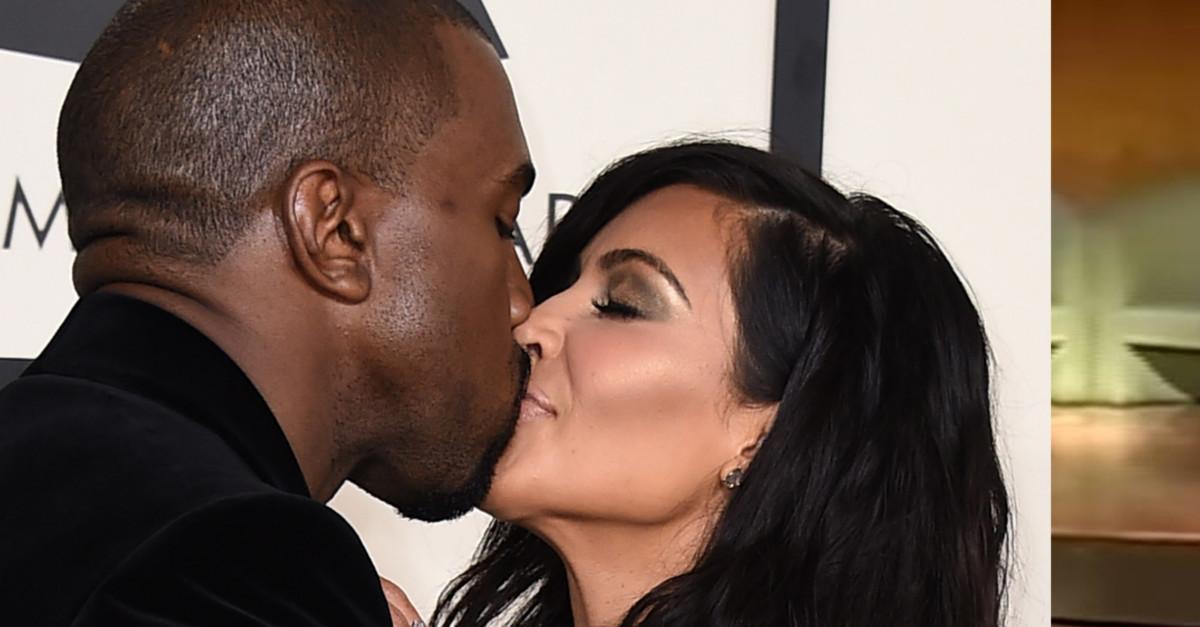 Kim Kardashian sends husband Kanye West some Valentine's Day love in her latest Instagram post