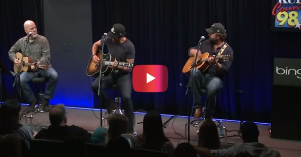 You won't believe what Luke Bryan can do on a guitar on this Montgomery Gentry classic