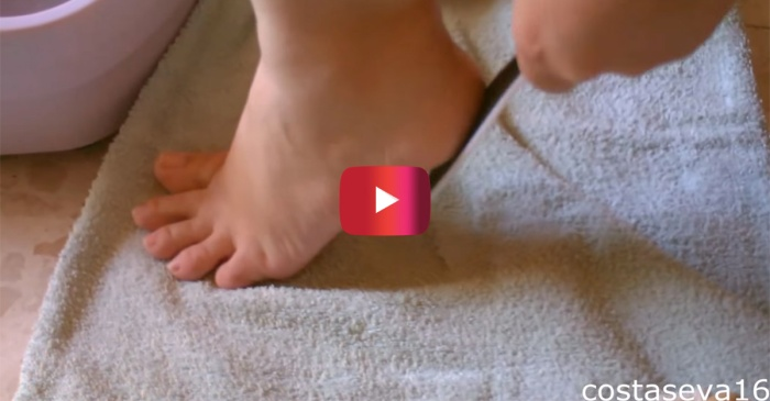 It's pedicure season! Here's a great at-home routine to keep your feet pretty