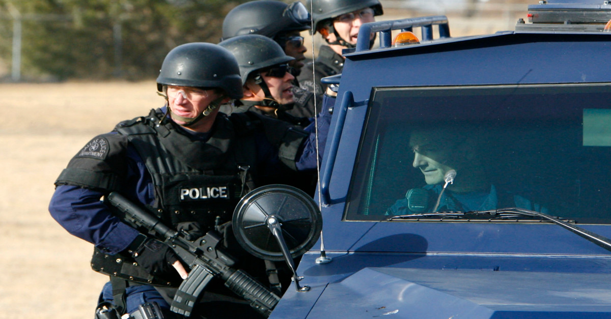 This is how SWAT teams are overused in America — with dangerous results