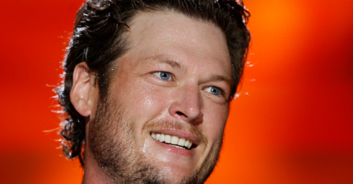 "Blake Shelton is finding peace in a familiar face on this season of ""The Voice"""
