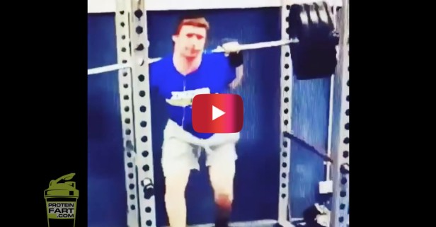 Watch these gym fails that will make you want to always have your camera with you at the gym