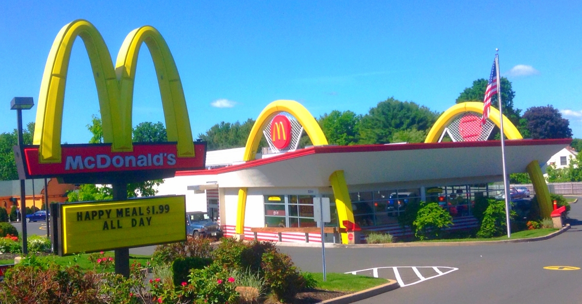 McDonald's is the world's largest restaurant chain, but this competitor could soon surpass it