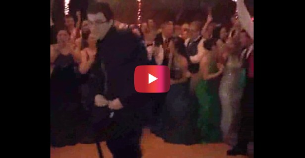 Do you agree this kid should have been kicked out of prom for this?