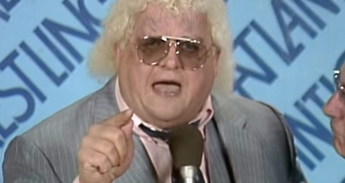 Let's remember the great Dusty Rhodes by watching his best trash talking moments