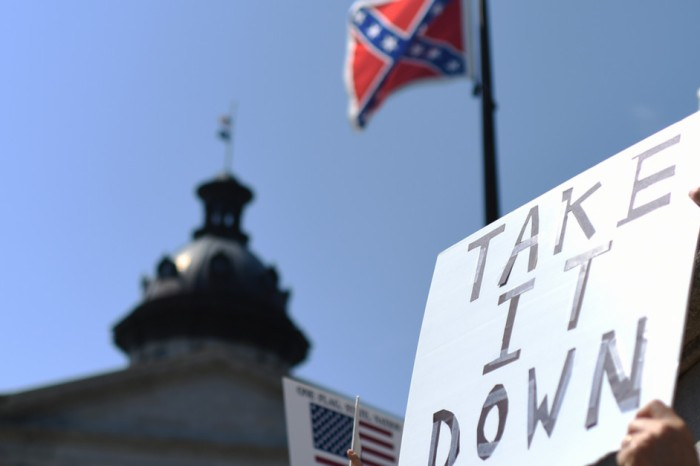 Confederate Imagery Now Banned from All Marine Bases