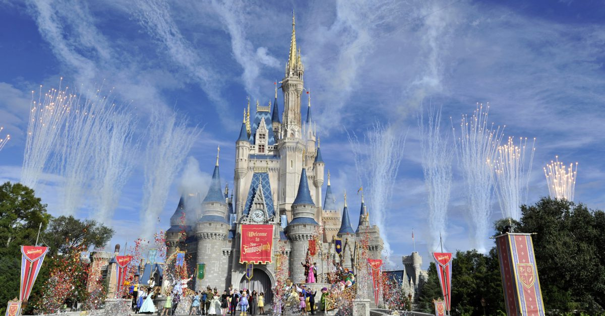 Celebrities Help Open New Fantasyland At Walt Disney World