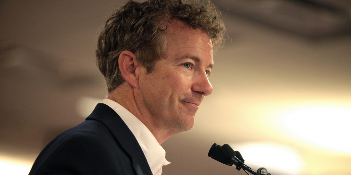 "Matt Drudge calls Rand Paul ""America's best senator"""