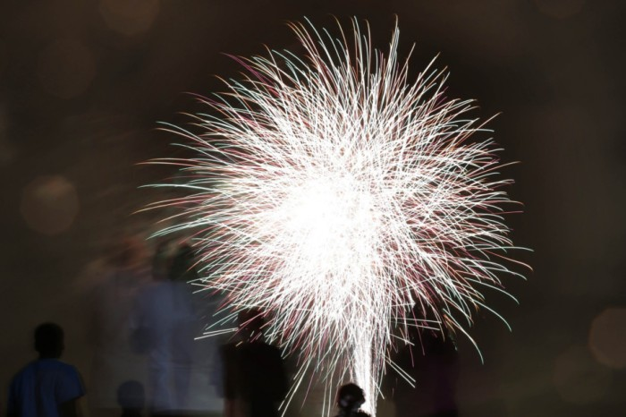 Chicago man killed accidentally when a fireworks tube didn't immediately ignite suddenly exploded