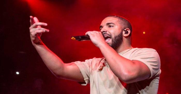 One of Houston's underground rappers is accusing Drake of stealing artwork