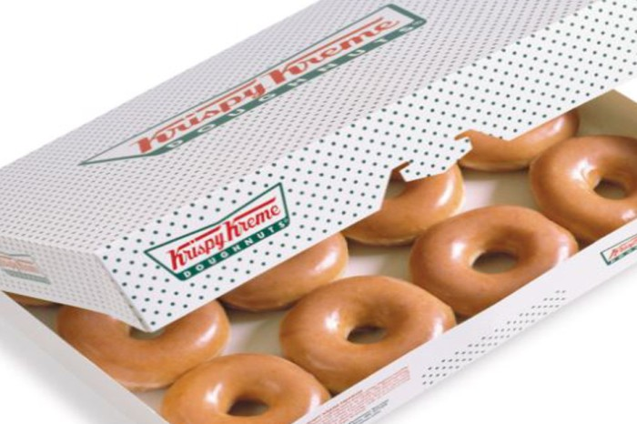 No joke, you can make Krispy Kreme's classic glazed doughnut at home — here's how