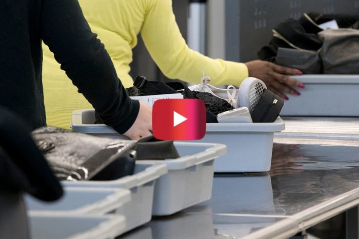 These 10 bizarre things you can take through airport security will make you look twice