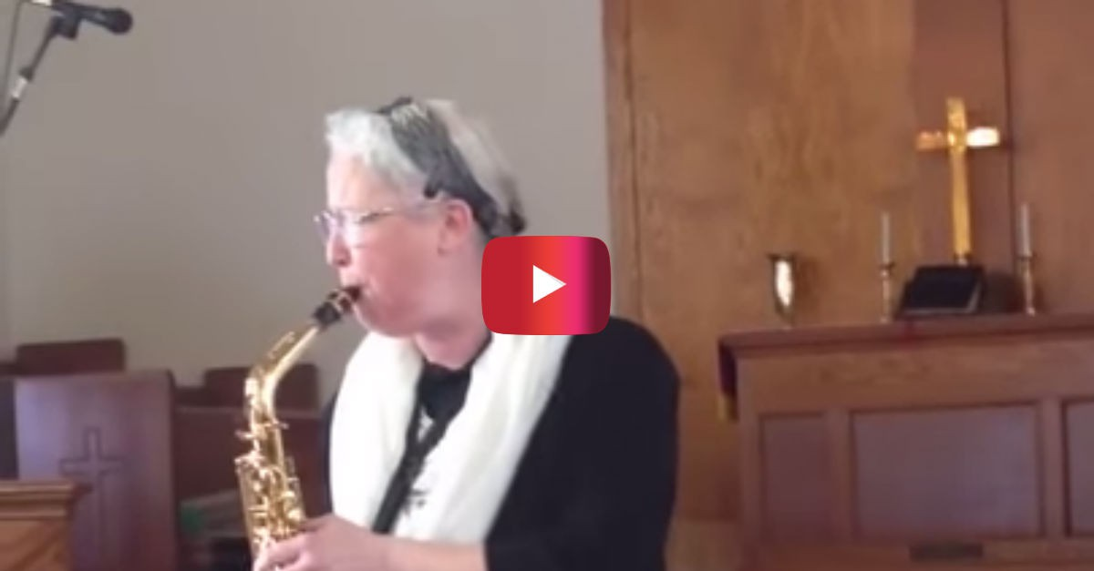 You have to hear this woman use her amazing gift to worship God