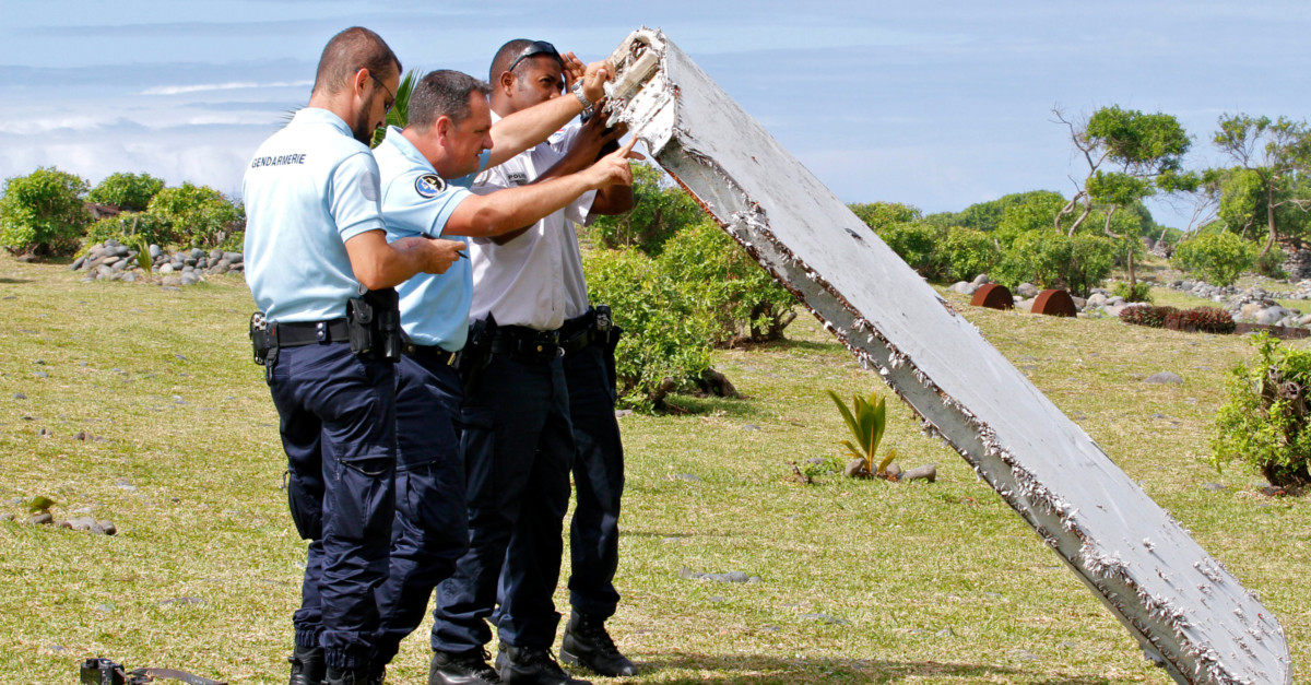 Houston firm to make millions if 'Seabed Constructor' finds Malaysian Airlines flight