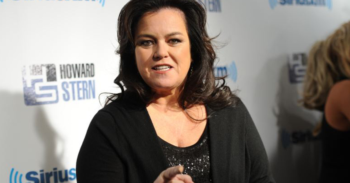 Rosie O'Donnell shares cryptic tweets following news of her daughter's pregnancy