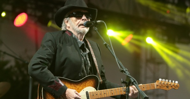 It sure sounds like country legend Merle Haggard is getting tired of songs about beer and tailgates