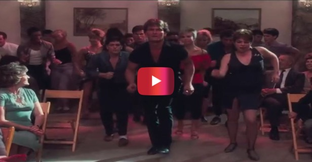 "There's a Mashup of 100 Movies Dances to Bruno Mars' ""Uptown Funk"" and it's EVERYTHING!"
