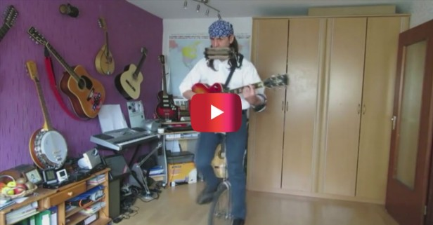 This compilation of unusually talented individuals is something you've got to see