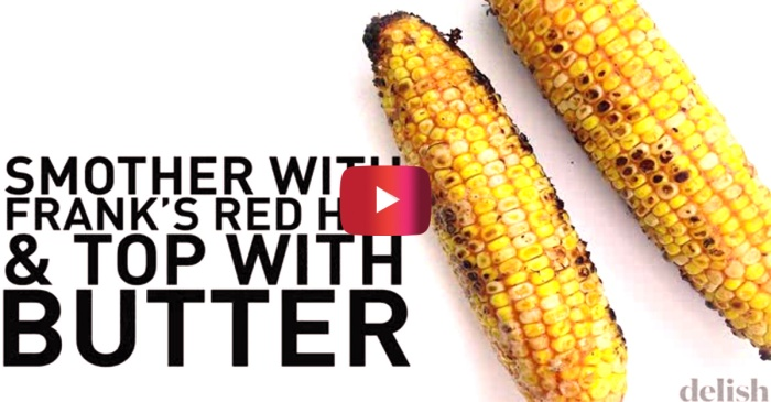 Here are 6 things you can put on your corn to make it magical